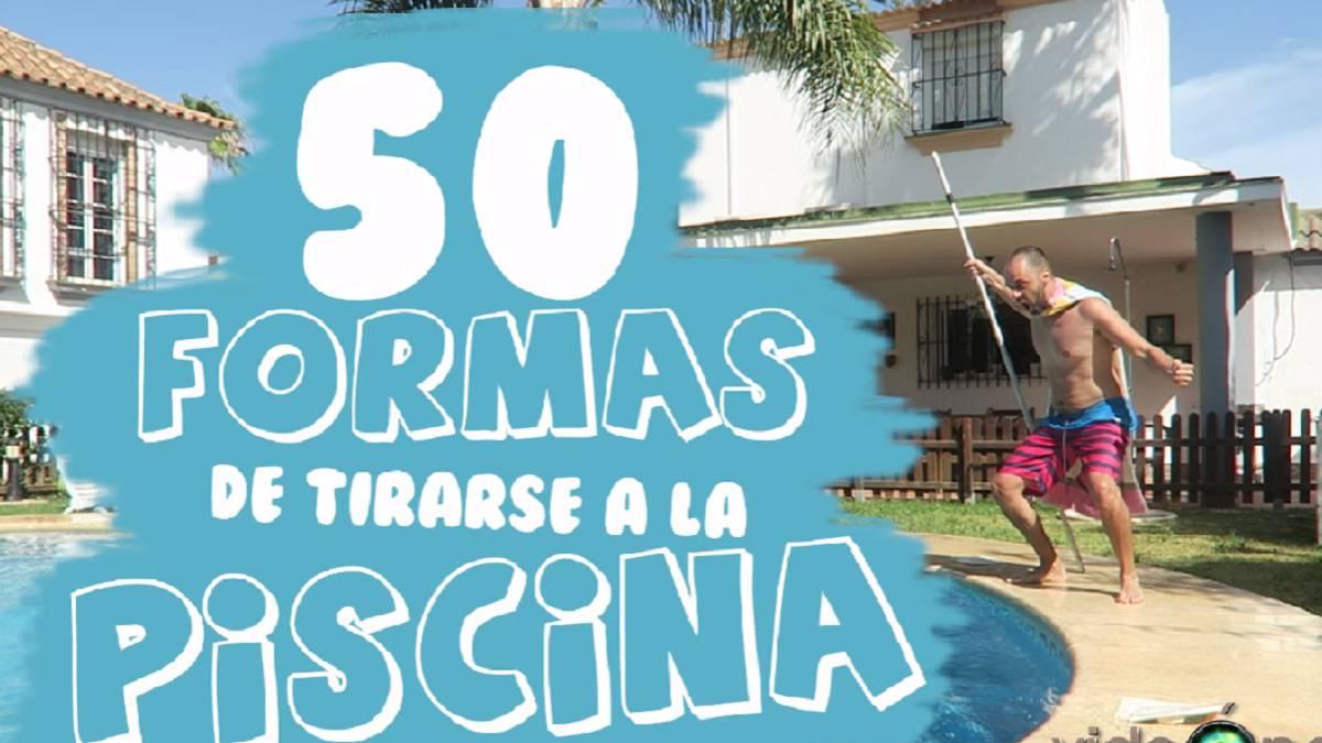 youtube el arte de tirarse a la piscina de 50 maneras