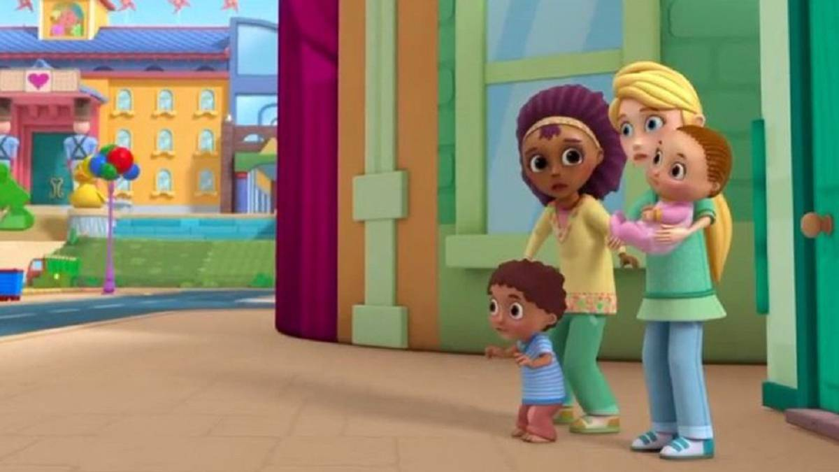 Disney Channel introduce una pareja lesbiana e interracial en una de sus series
