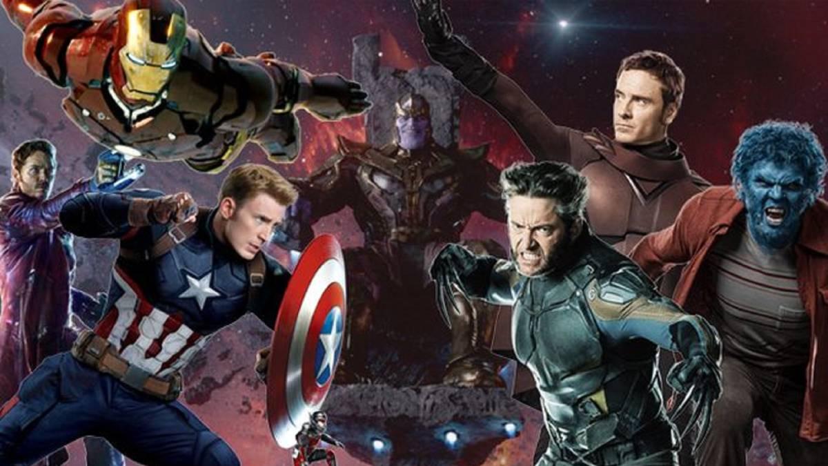 Capitan Marvel Y Los Falsos Vengadores Todo Lo Que