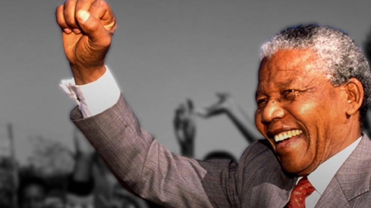 Resultado de imagen para Fotos de Nelson Mandela