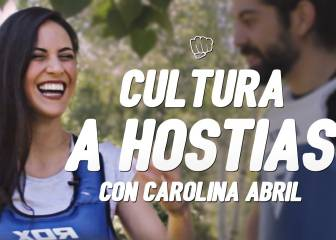 Fortfast WTF reta a Carolina Abril a 'Cultura a Hostias' y sale escaldado