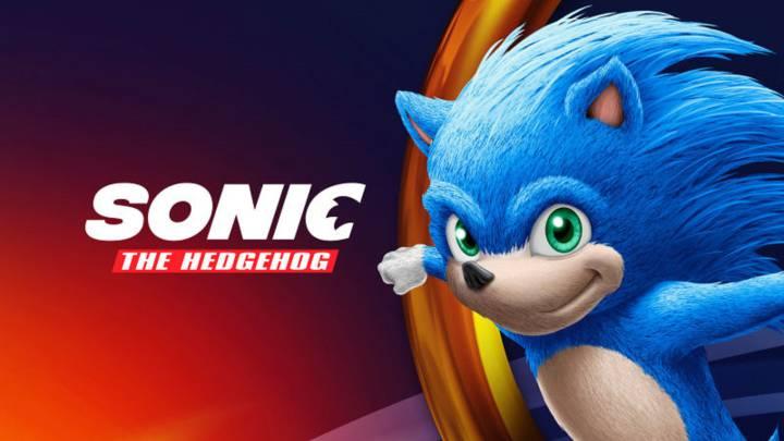 Hay una película en producción de Sonic en   live-action   y 8a0788f00e5