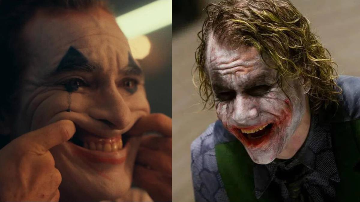 Heath Ledger Vs Joaquin Phoenix Poll: Joaquin Phoenix Vs. Heath Ledger: El Nuevo 'Joker' Es Tan