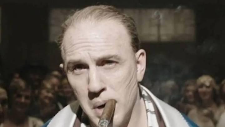 Trailer de 'Fonzo': La transformación de Tom Hardy como Al Capone ...