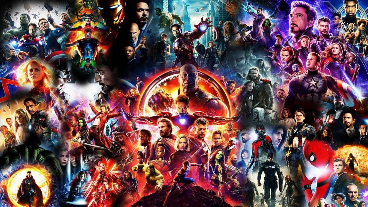 Marvel Universe Filme