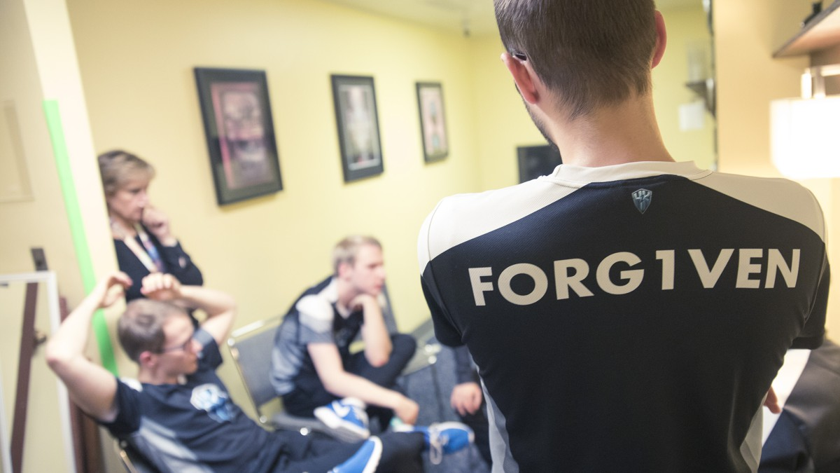 Forg1ven, adc of H2K