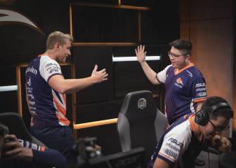 Camille support para Echo Fox, Ryu sobresale y Team Liquid en el pozo