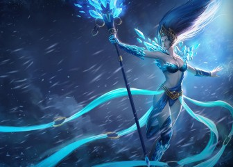 Janna recibe varios nerfeos en el PBE de League of Legends