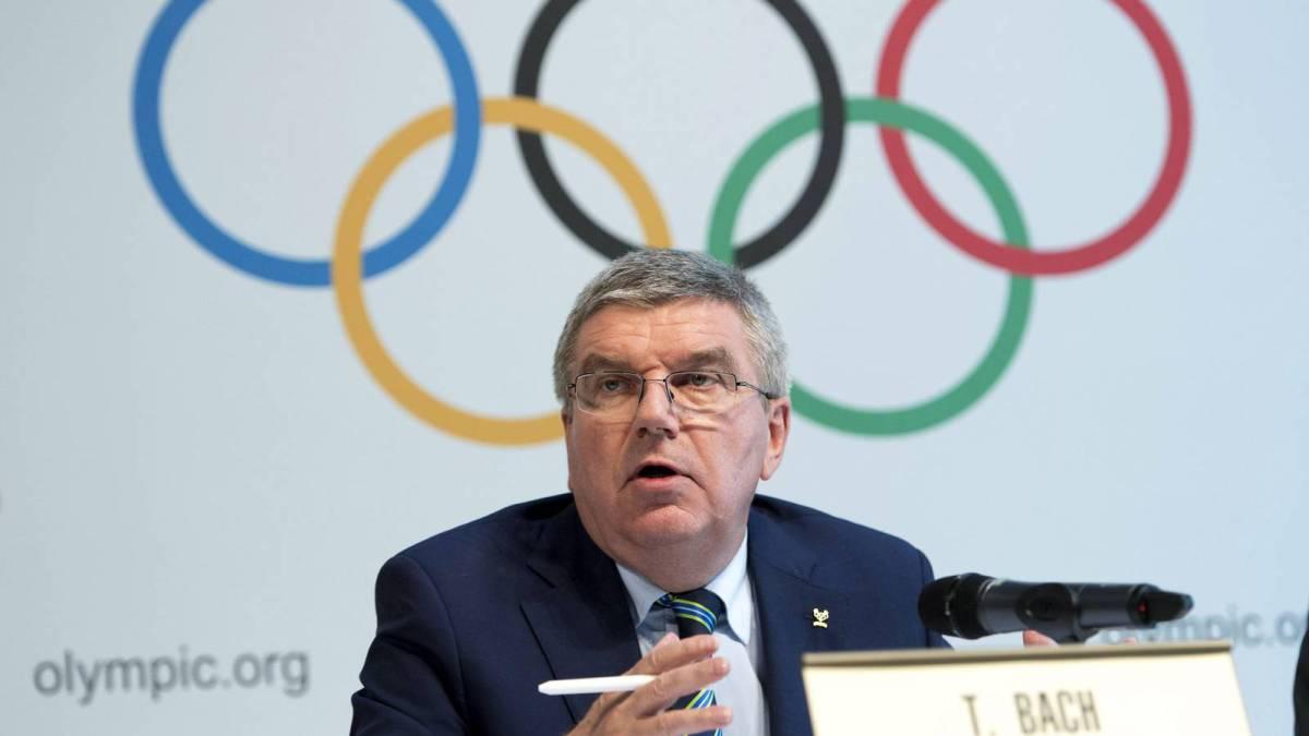 El presidente del COI abre la puerta a los esports en los JJOO con condiciones
