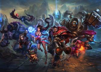 Aprende de esports: Las posiciones en el League of Legends