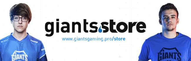 625374d60a Camiseta conmemorativa. Giants Gaming ...