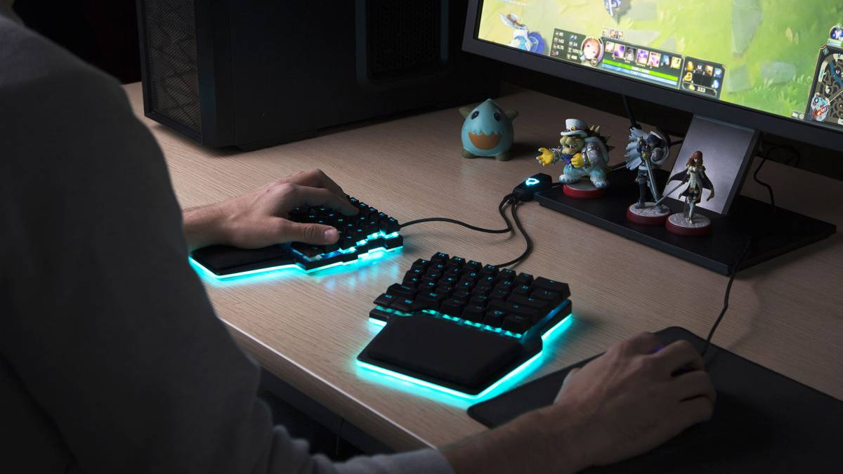 Esports | Dygma Raise, el revolucionario teclado de Deilor - AS.com