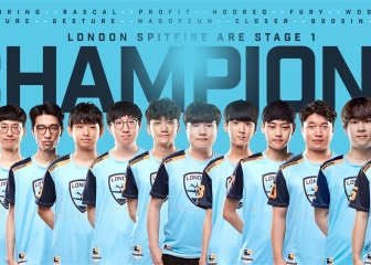 London Spitfire se alza con la victoria final en la Fase 1 de la Overwatch League