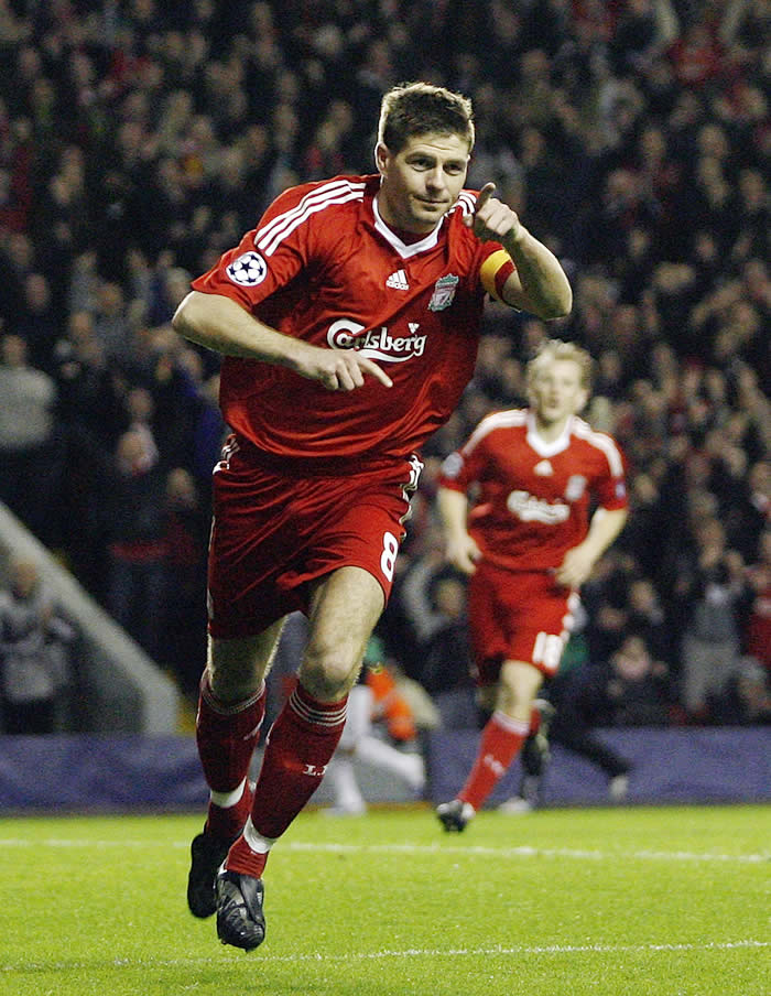 Gerrard saldría por 85 millones, según 'News of the World'