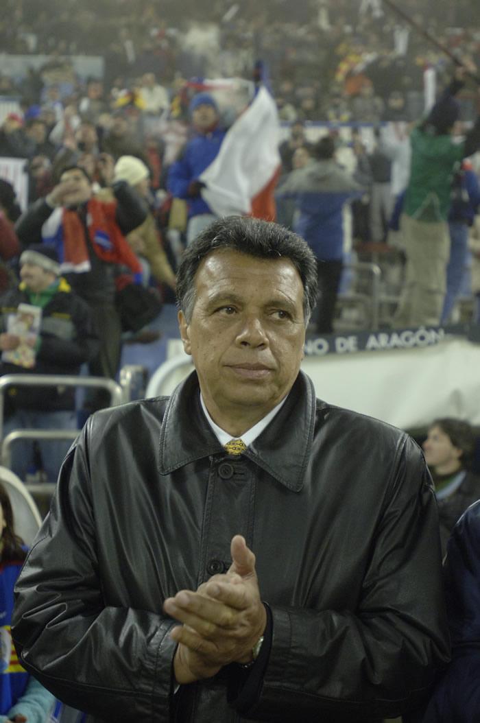 Jugué siendo abuelo el Mundial de España 82, debo de ser un caso ...