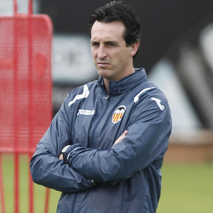 "Emery: ""¿La Europa League? No la contemplo"""