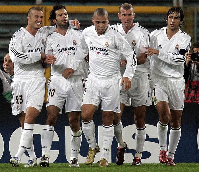 Real Madrid Legenden