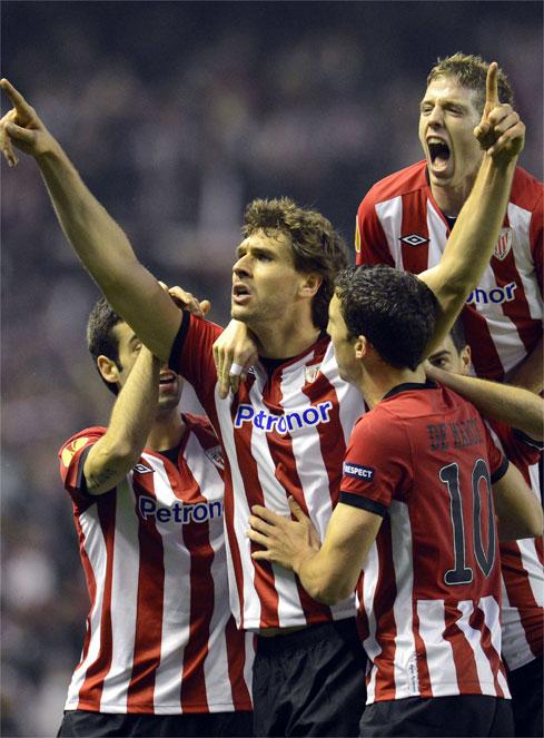 9ee7e40a956a6 Baño al United y una gran página del Athletic en Europa - AS.com