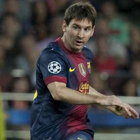 Messi now the second highest paid footballer in the world