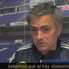 "Mourinho: ""People talk about controversies that don't exist"""