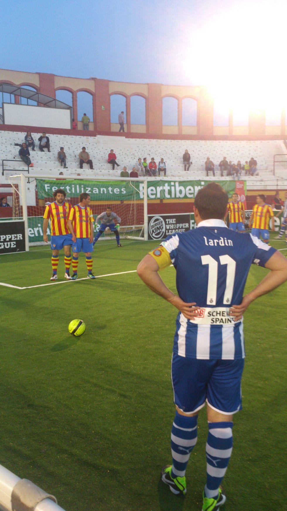 Espanyol y Valencia se reparten los puntos en un duelo épico - AS.com