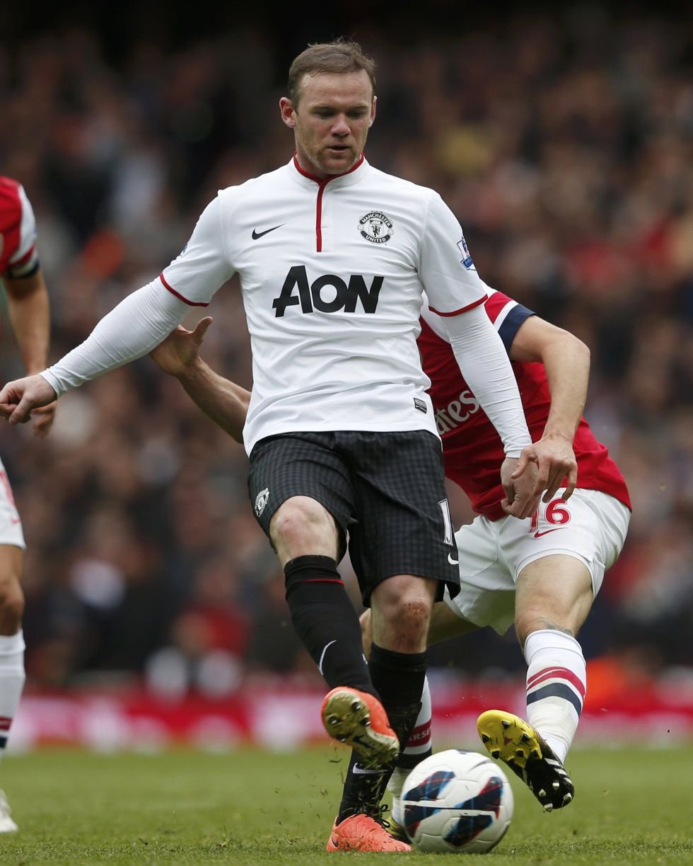 Rooney: una alternativa si se tuerce el fichaje del uruguayo