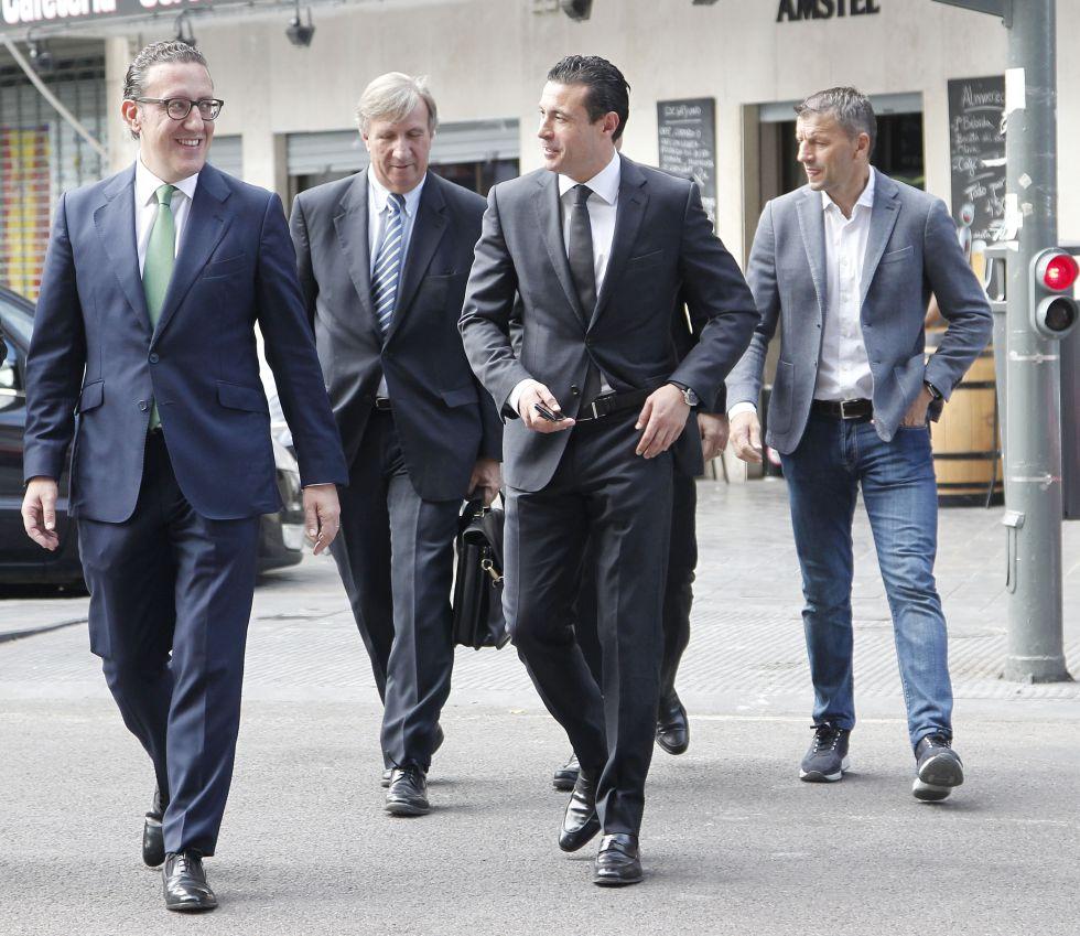 La negociación con Bankia es clave para reanudar el estadio - AS.com