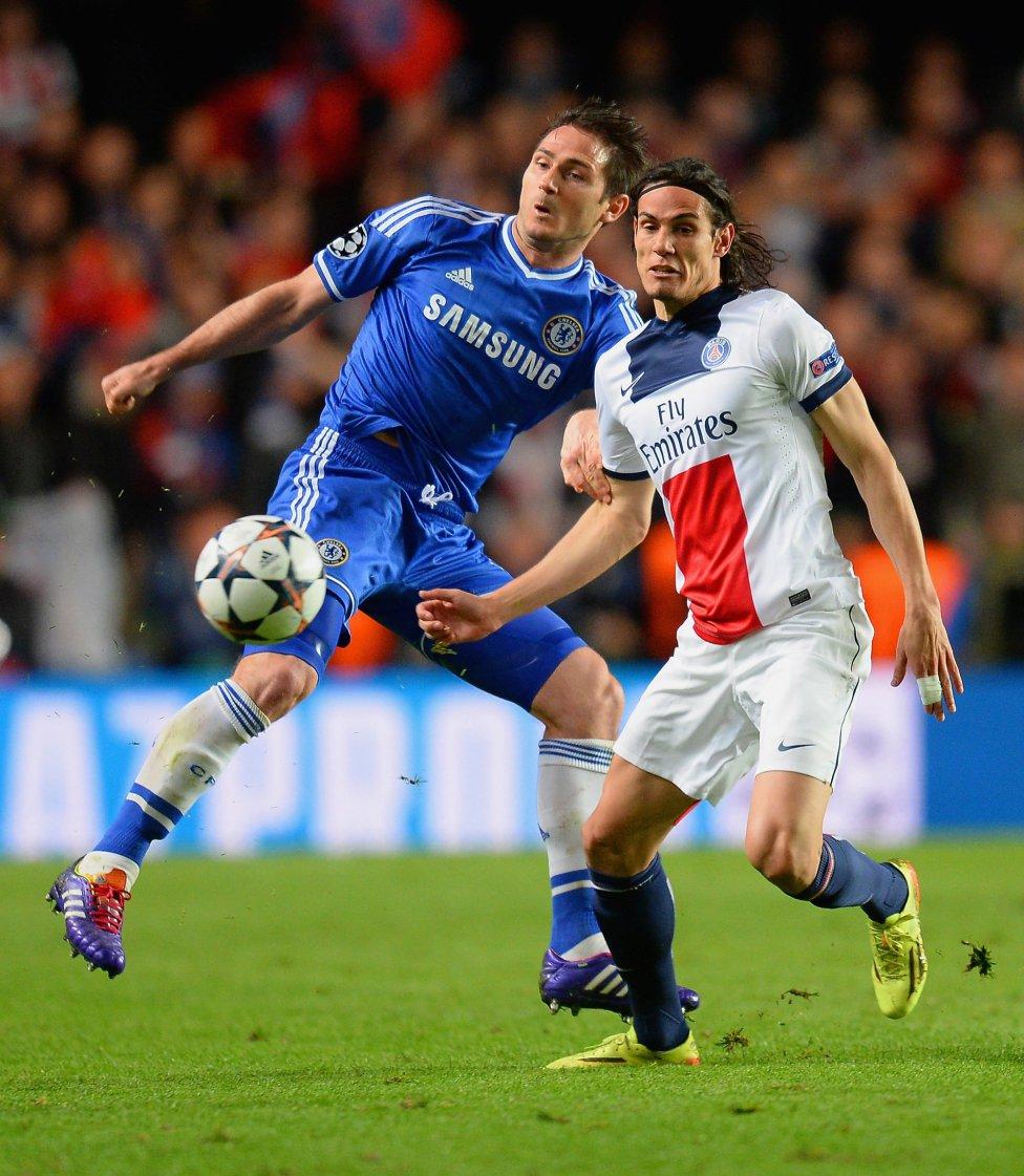 Las Imágenes Del Chelsea-PSG