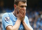 Dzeko dice que el City luchará