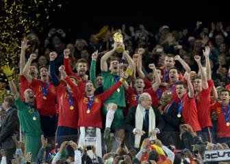 The 20 World Cup winners