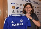 Filipe Luis completes move from Atlético to Chelsea