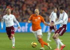 Robben, al rescate de Hiddink