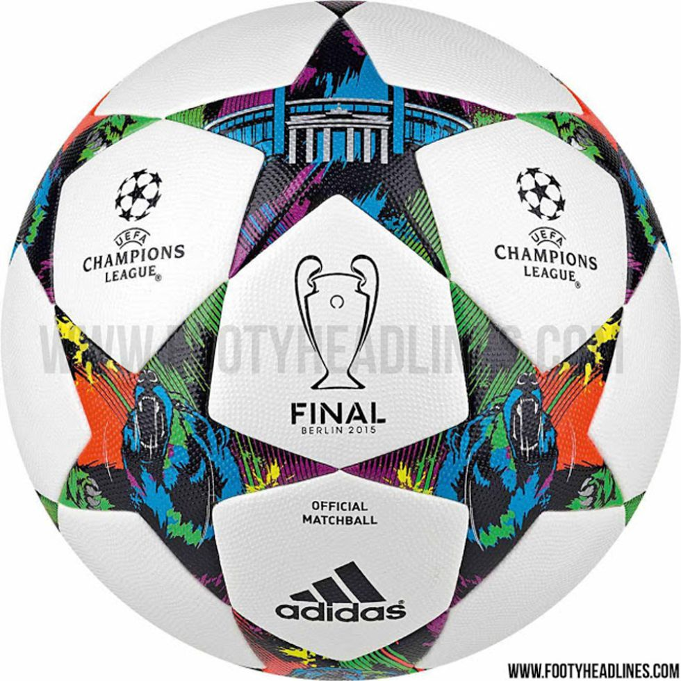 Así será el balón en la final de la Champions League en 2015 - AS.com 0d7a7f2691c52