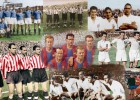 Eight historic Liga front fives