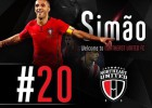 Simao ficha por el NorthEast United de la Superliga india