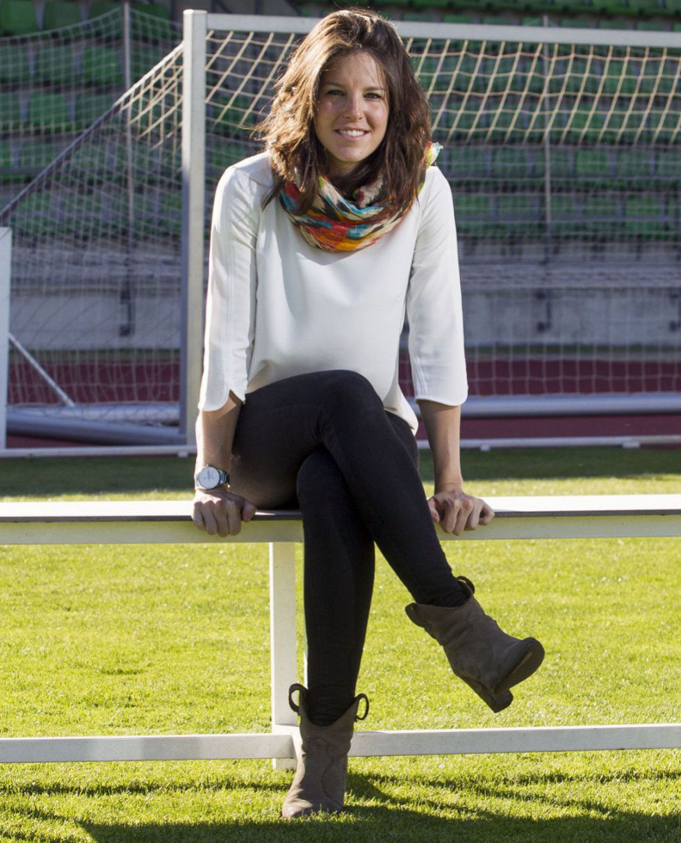 8f1e8325a5d Patricia González hace historia con la Sub-19 de Azerbaiyán - AS.com