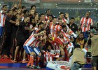 Arranca la Superliga India con el Atlético Calcuta favorito