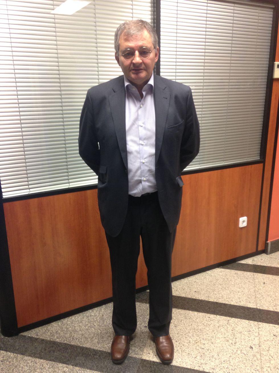 Mirand S Miguel Ngel Pascual Nuevo Director General Del  # Muebles Miguel Angel Cadiz