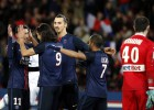 El PSG golea al Troyes y sigue imparable en la Ligue 1