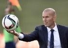 Zizou the manager