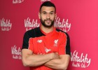 Caulker jugará en el Liverpool hasta final de temporada