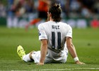 Alarm bells at Real Madrid: Bale injury flares up again