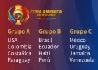 USA and Colombia to open the proceedings