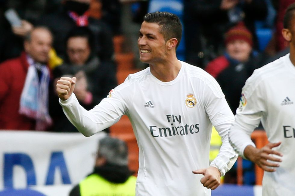 Ronaldo overtakes Messi in the hat-trick stakes again