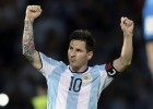 Messi hits 50th in Argentina victory as Brazil snatch draw