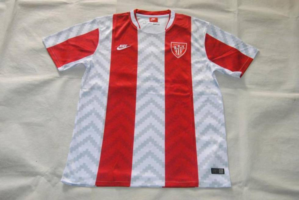 Es esta la nueva camiseta que vestirá el Athletic  - AS.com 6d890fcceaf33