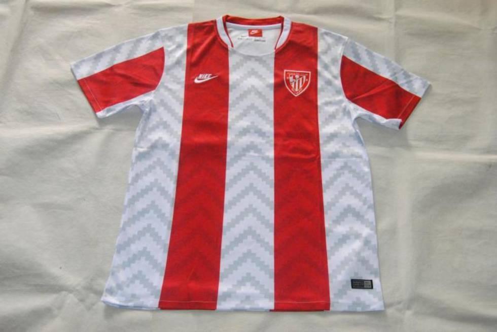 Camiseta Athletic Club futbol