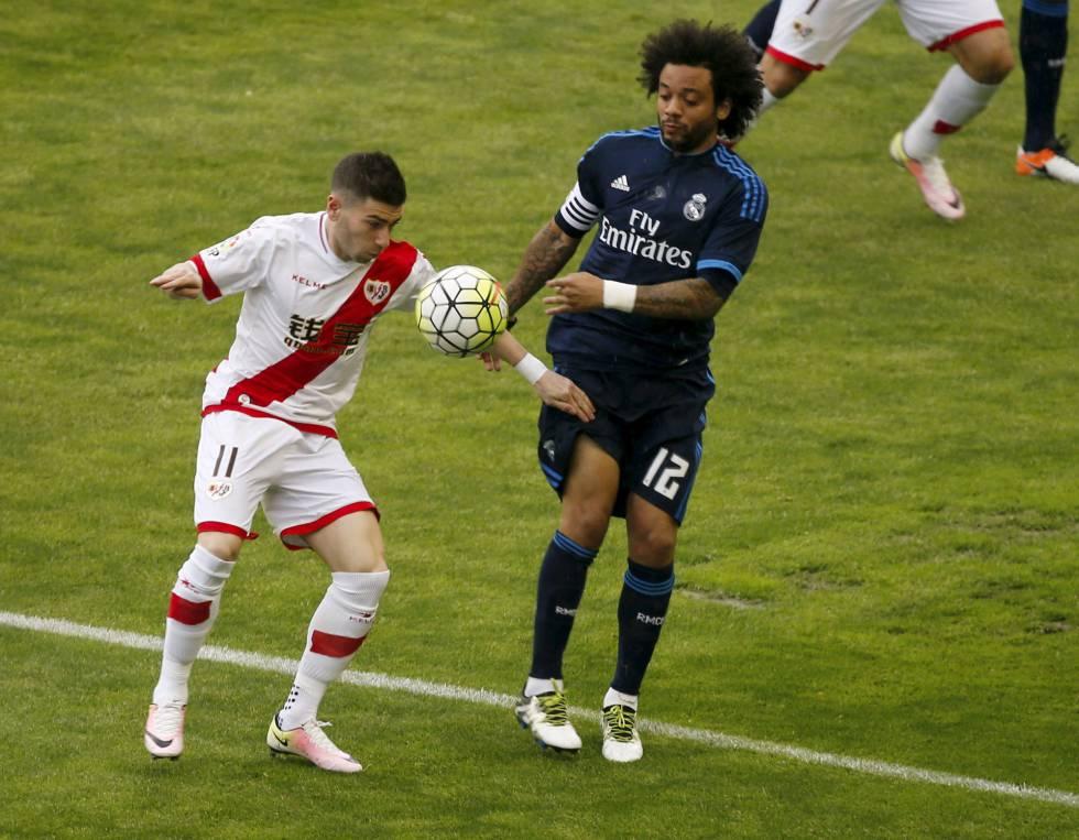 Rayo 2 - 3 Real Madrid  resumen 515aa0e6d8b55