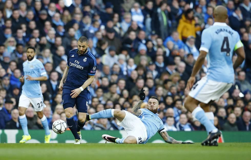Manchester City - Real Madrid  resumen 9d127f7291950