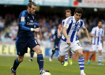 Real Sociedad vs Real Madrid en vivo y en directo online
